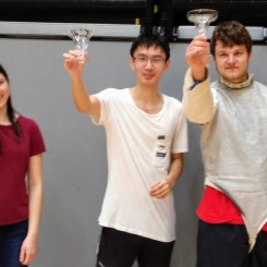 fencing medalists