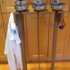 prize sword rack